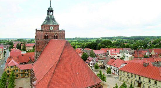 Hansestadt.Osterburg-Nicolaikirche